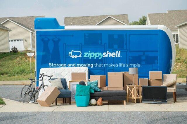 Zippy Shell Moving Amp Storage Of Greater Nashville In