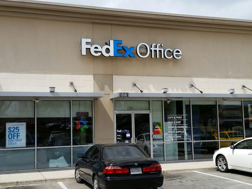 Fedex Office Print Ship Center In Mesquite Tx Whitepages