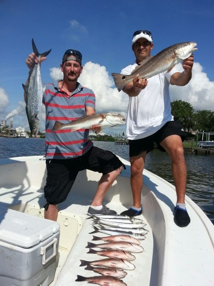 Tampa fishing charters inc in tampa fl 813 245 4 for Tampa florida fishing charters