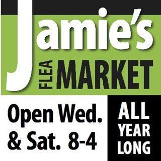 Jamie's Flea Market - Amherst, OH - Flea Markets