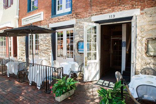 The Wharf Restaurant In Old Town Alexandria Va