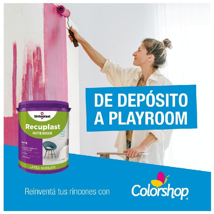 Pinturería Colorshop