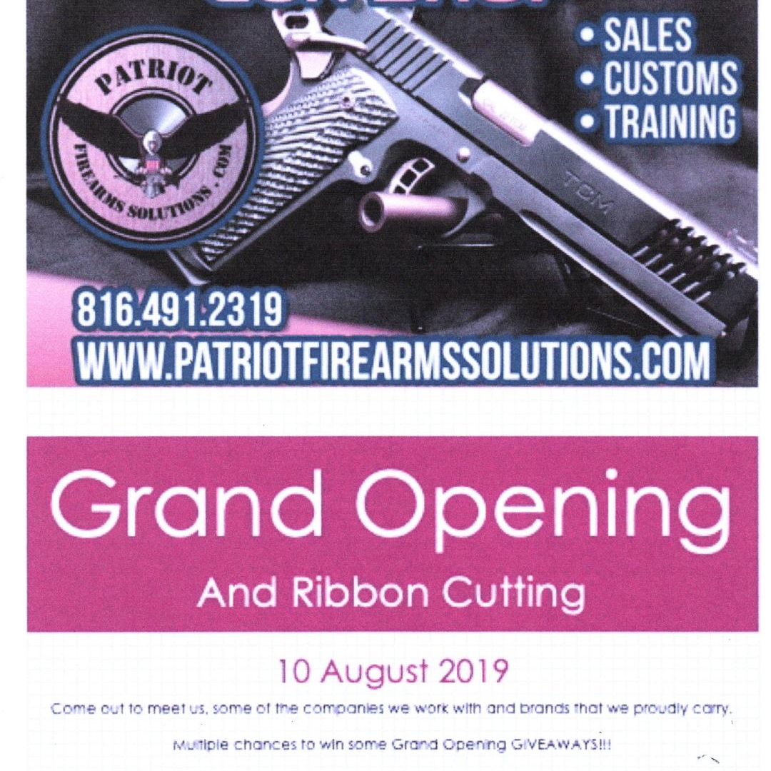 Patriot Firearms Solutions image 0