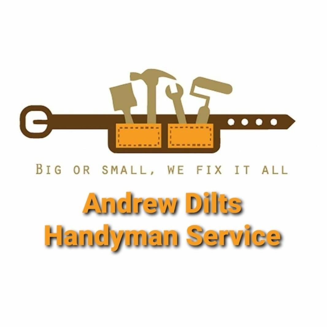 Andrew Dilts Handyman Service Logo