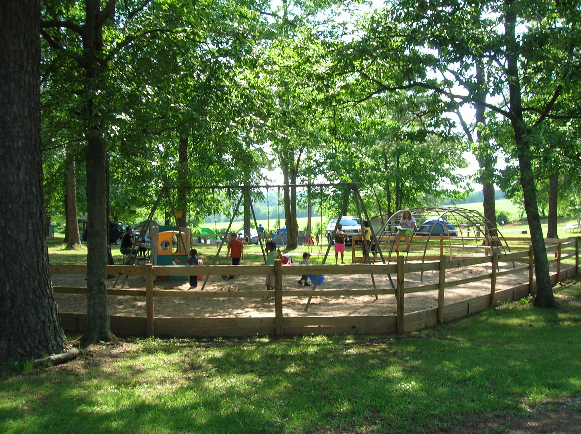Spartanburg NE / Gaffney KOA Holiday image 21