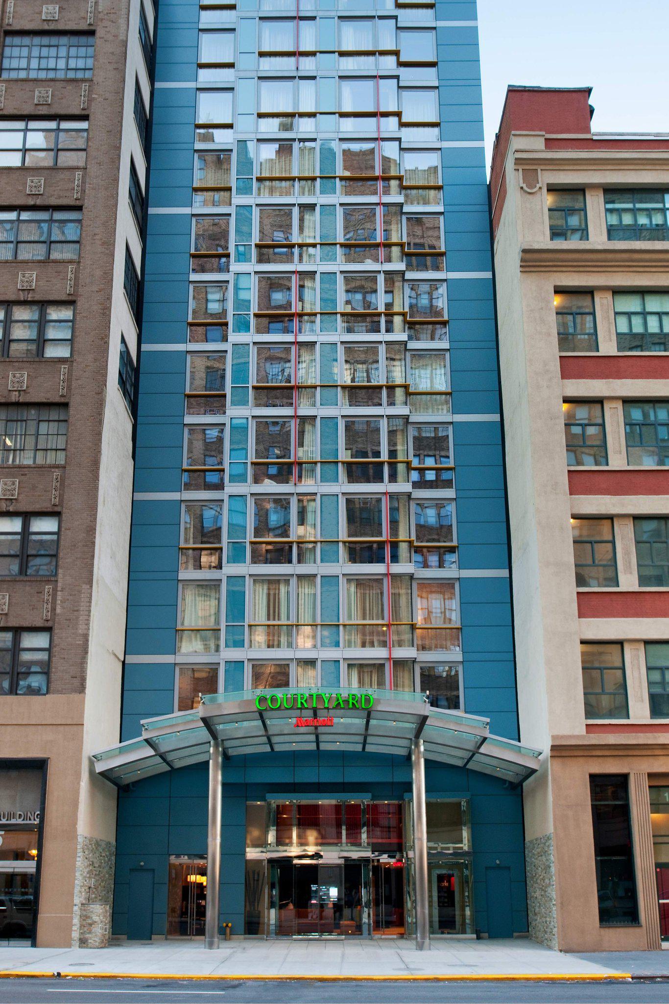 Courtyard by Marriott New York Manhattan/SoHo