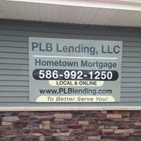 PLB Lending, LLC Hometown Mortgage Specialists