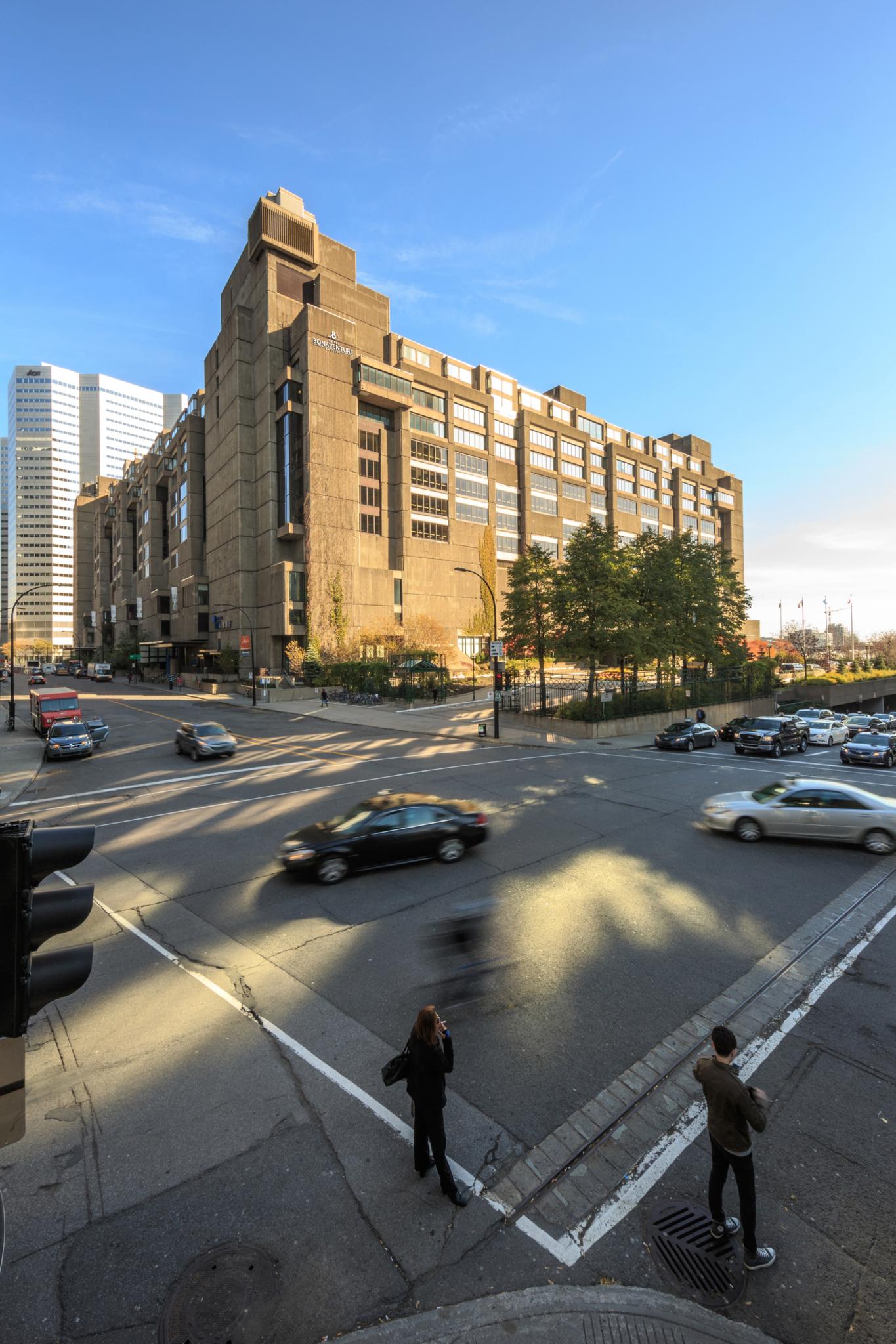 Gestion Immeuble Place Bonaventure à Montréal