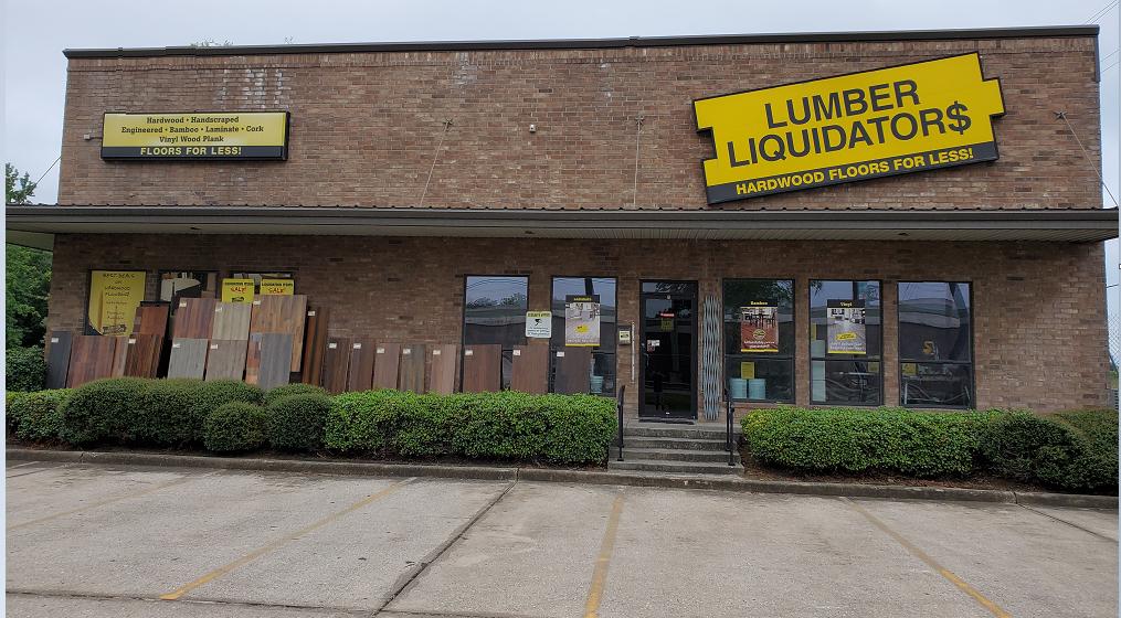 Lumber Liquidators Flooring 1099