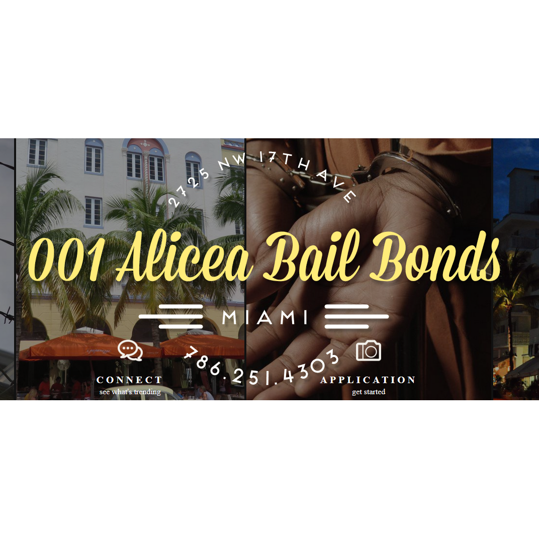 001 Alicea Bail Bonds