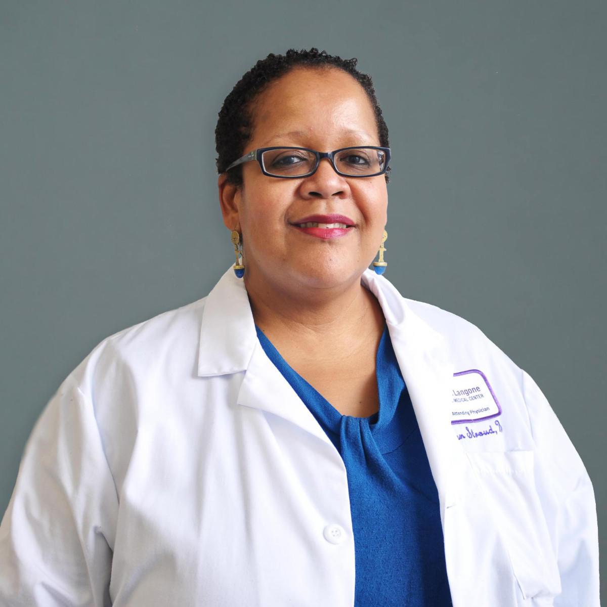 Joan Stroud, MD
