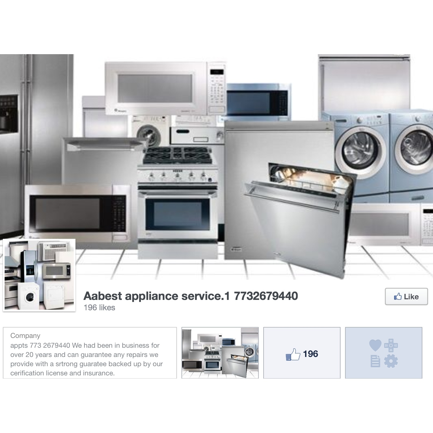 AABEST APPLIANCE SRVC.