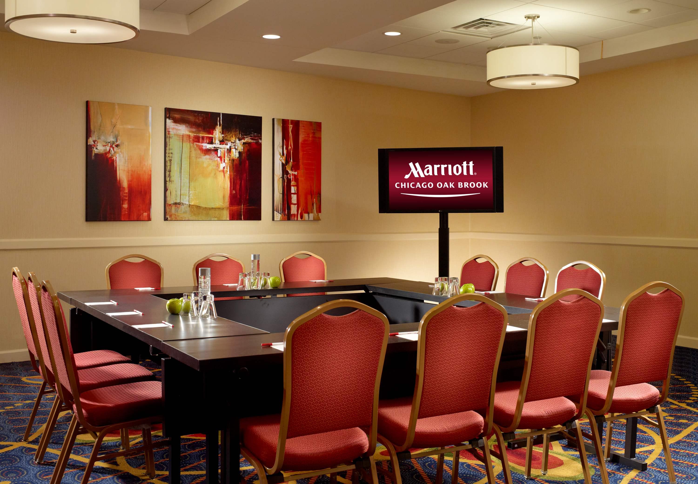 Chicago Marriott Oak Brook image 11