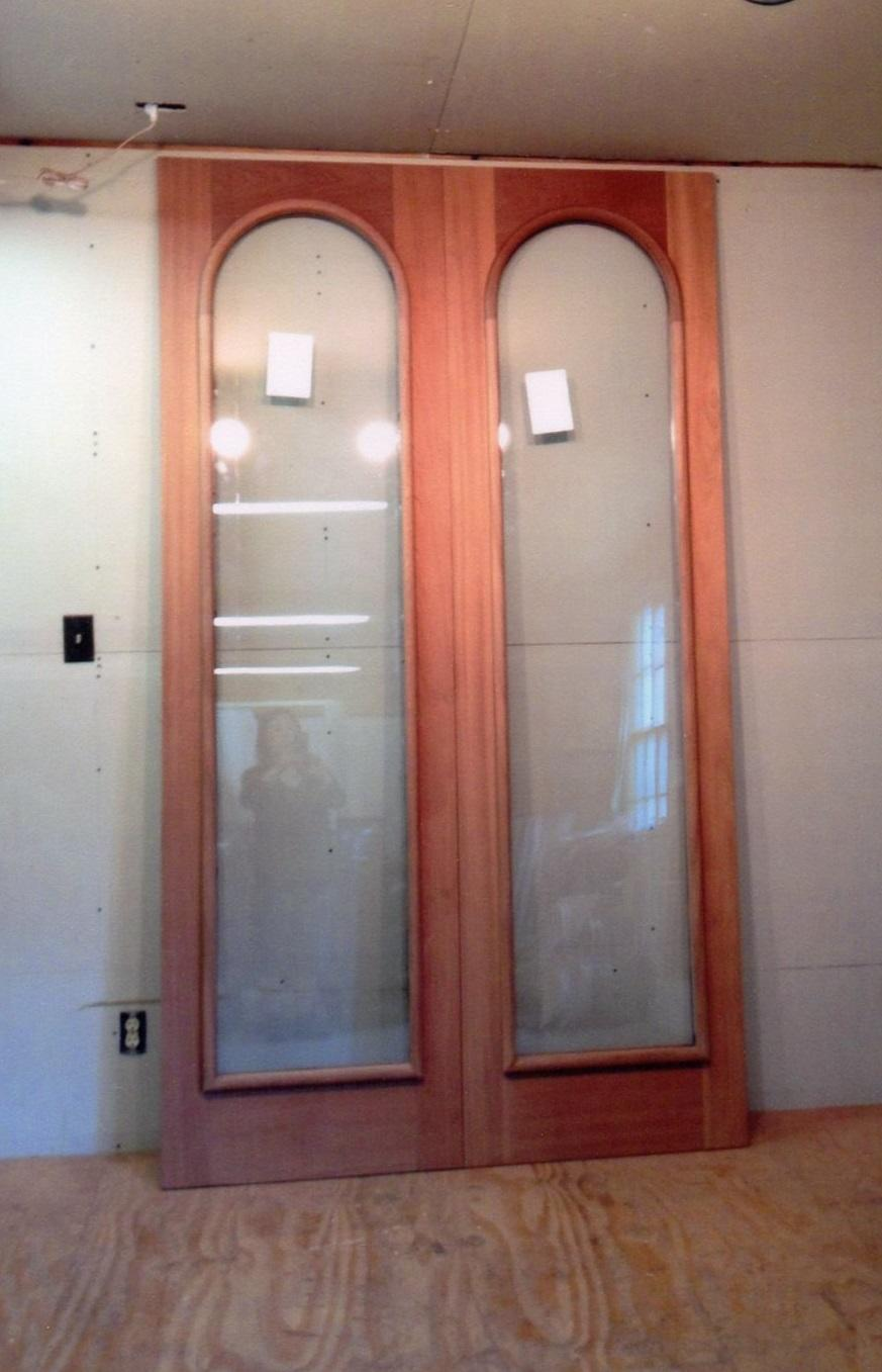 Double Entry Storm Doors Of Jim Illingworth Millwork Llc Adams Ny Business