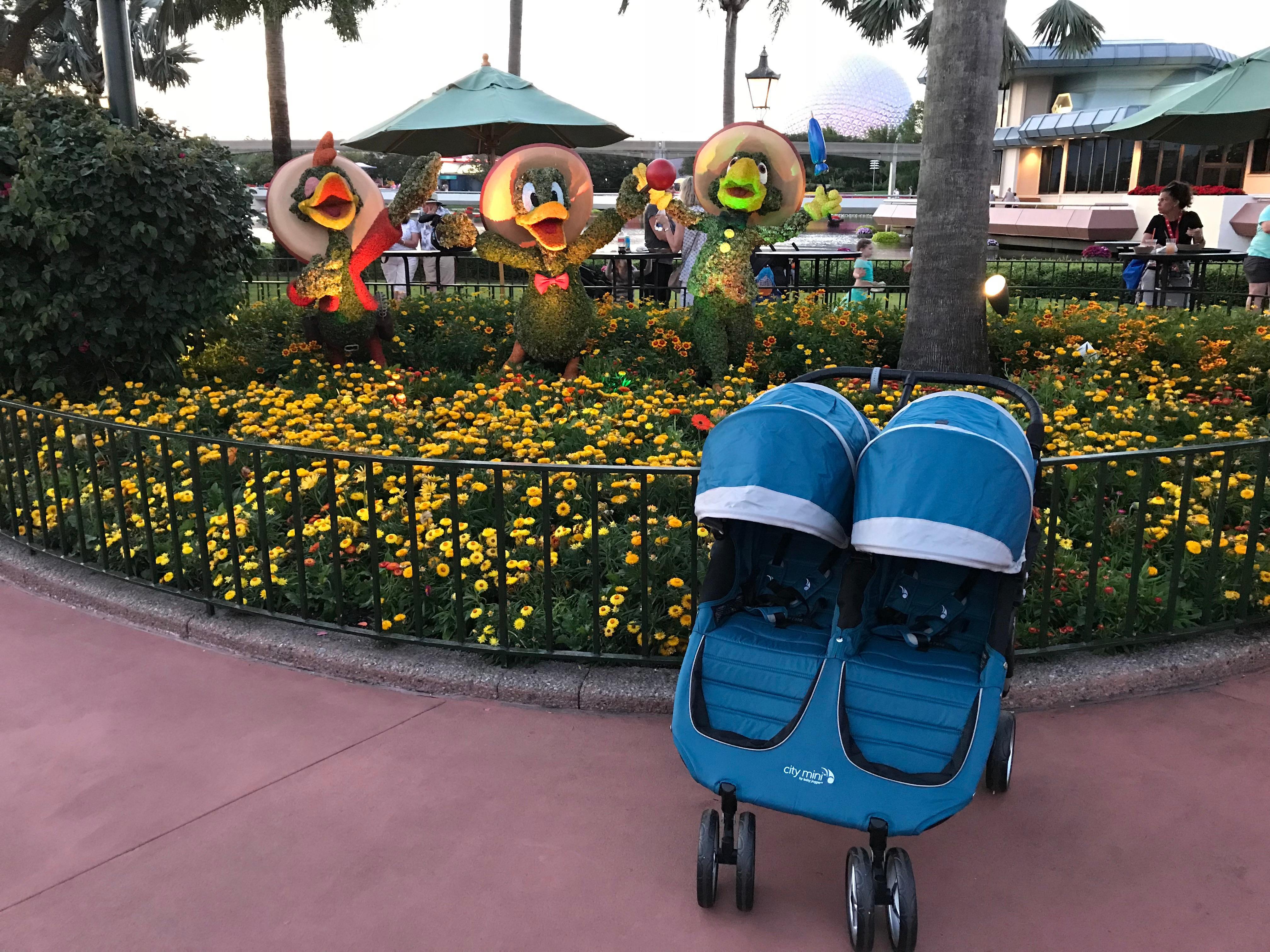 Stroller Rentals Disney image 39
