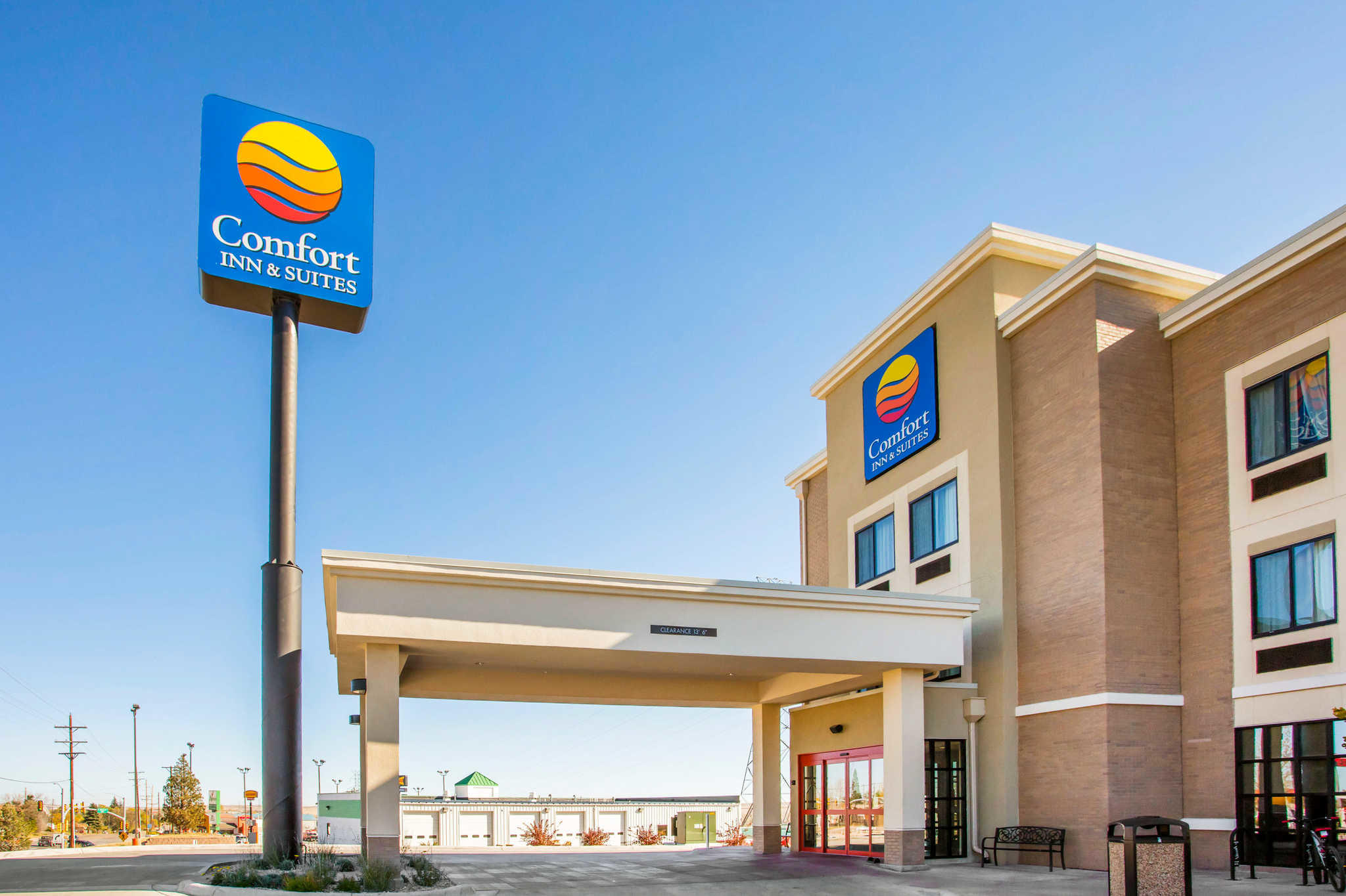 Comfort Inn Amp Suites Cheyenne Wy Business Page