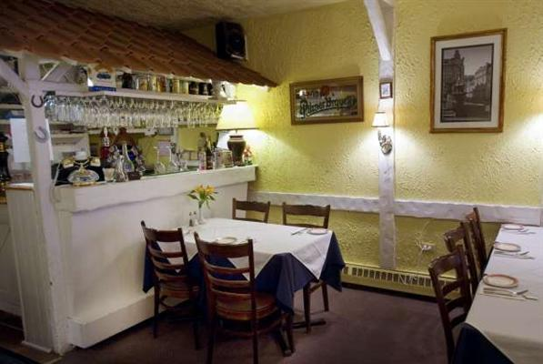 Restaurant Prague