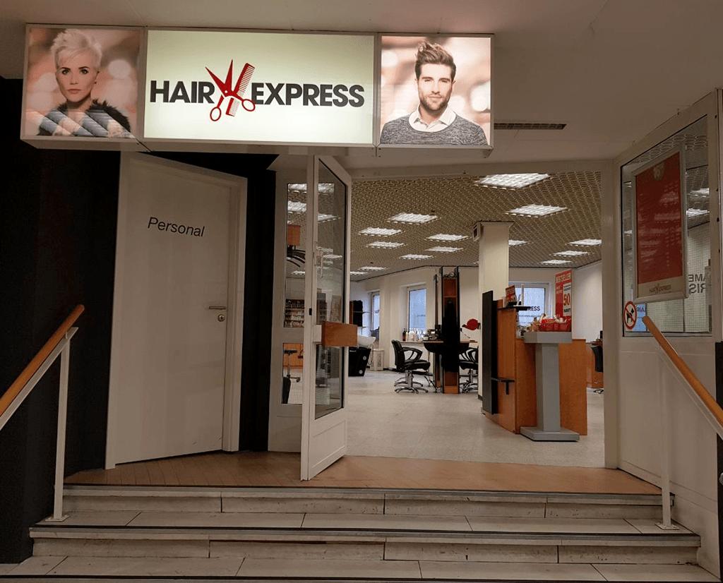 HairExpress Leer Ceka