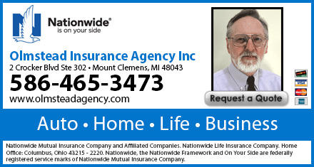 Nationwide Insurance: Olmstead Insurance Agency Inc image 0