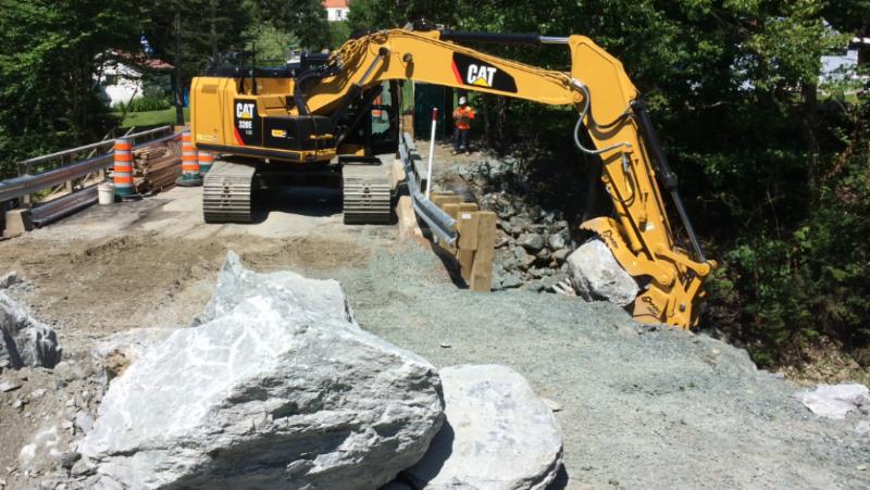 Excavation Gravière Lamontagne Inc