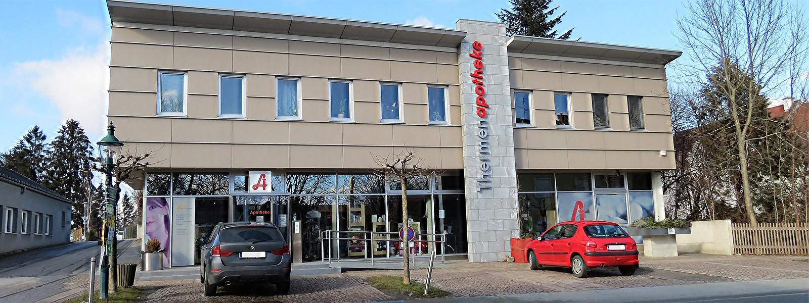 Thermen Apotheke Mag Andreas Hacker