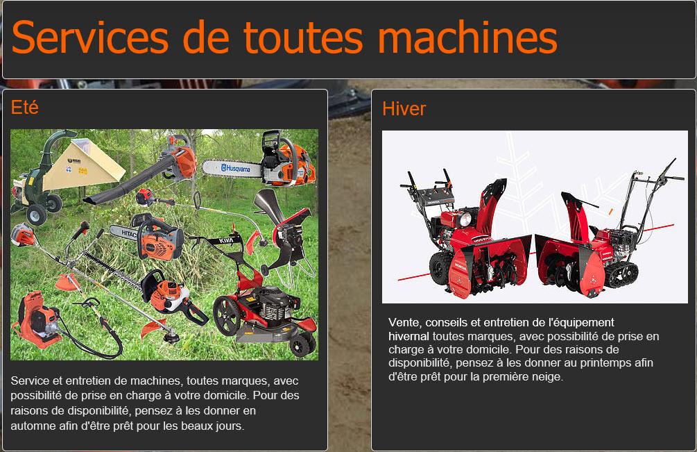 Machines Services Bernard Thonney