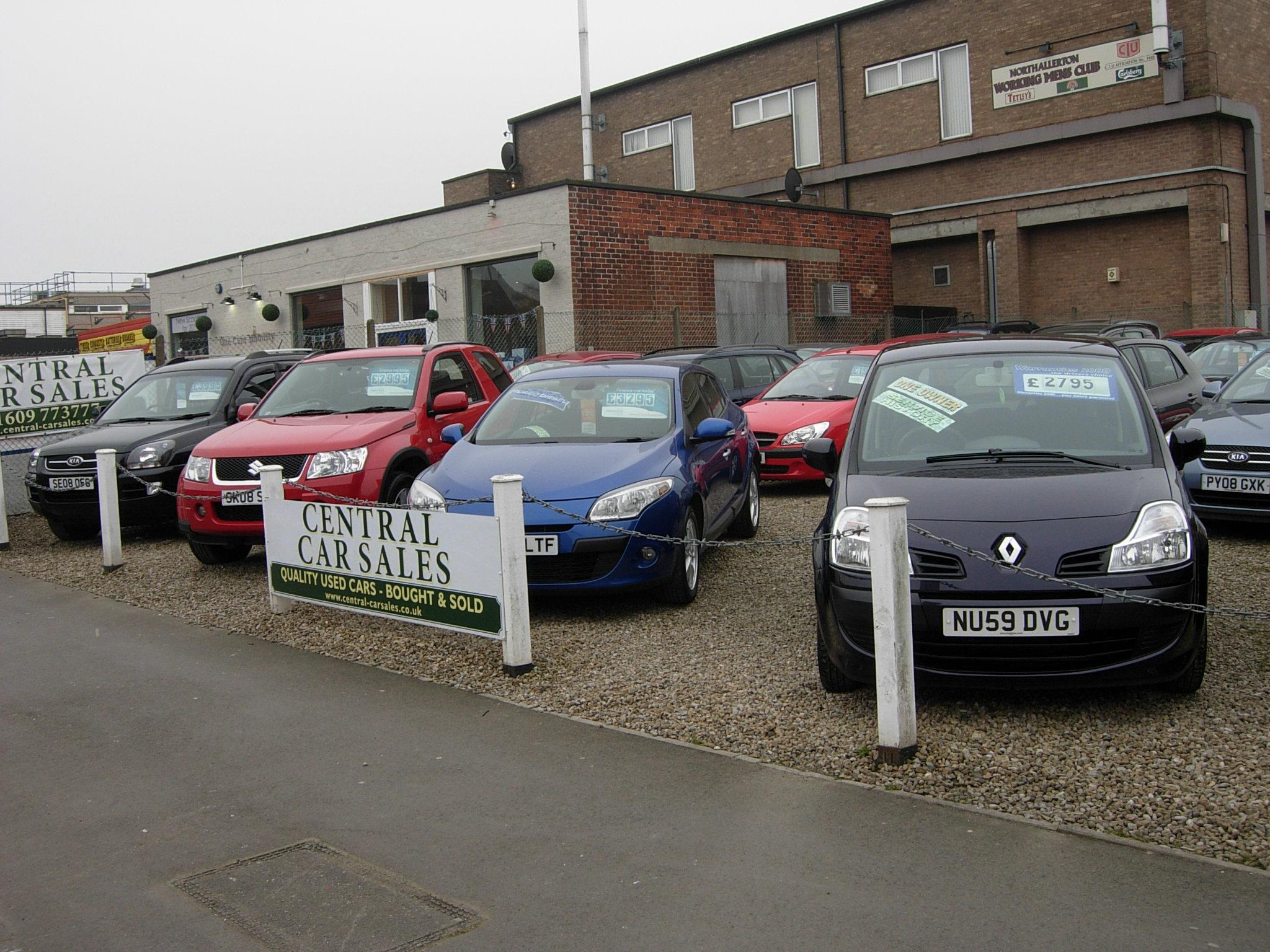 Central Car Sales Stockton On Tees