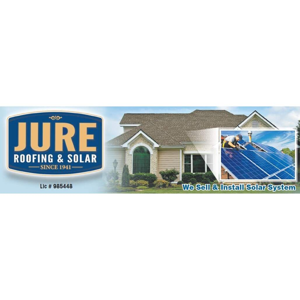 Jure Roofing & Solar Inc