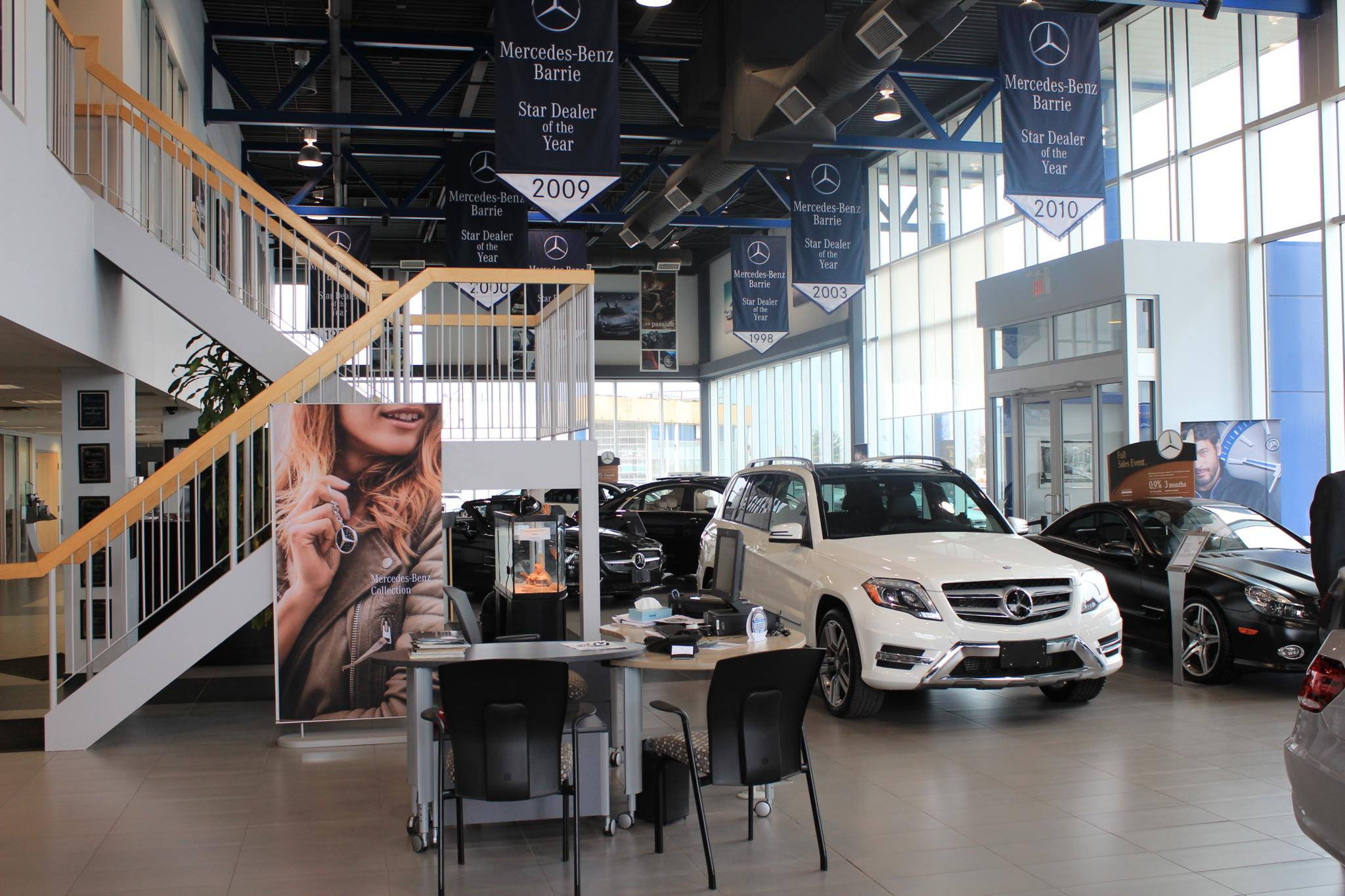 Mercedes-Benz Barrie