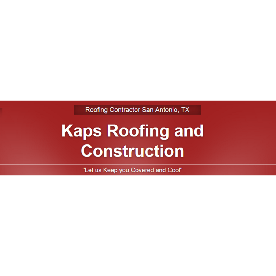 Kaps Roofing And Construction   Roofing Contractor   San Antonio, TX 78218