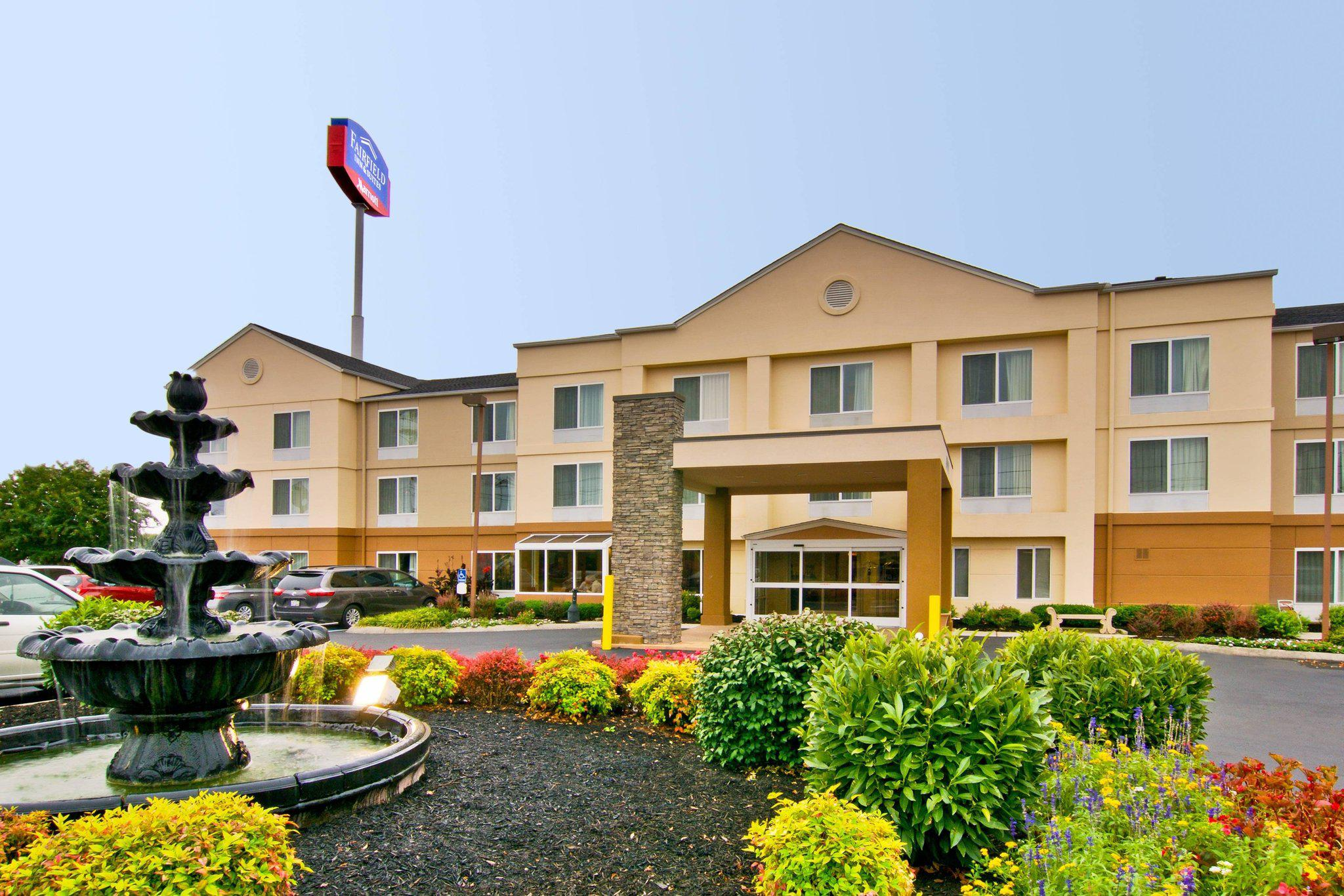 Fairfield Inn & Suites by Marriott Clarksville