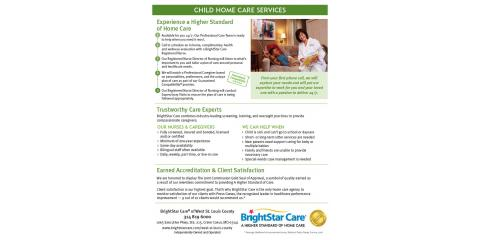 Brightstar of West St Louis County