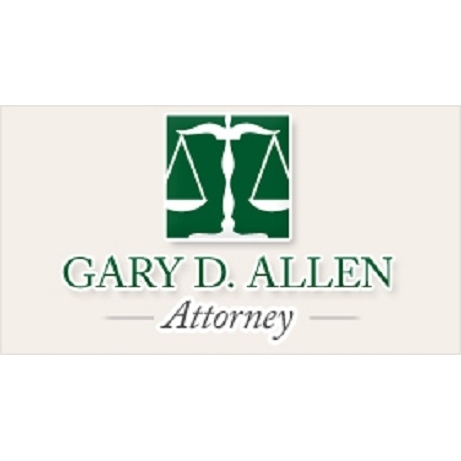 Gary D. Allen, Bankruptcy Attorney