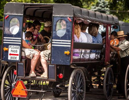 A is for Amish Buggy Rides image 3