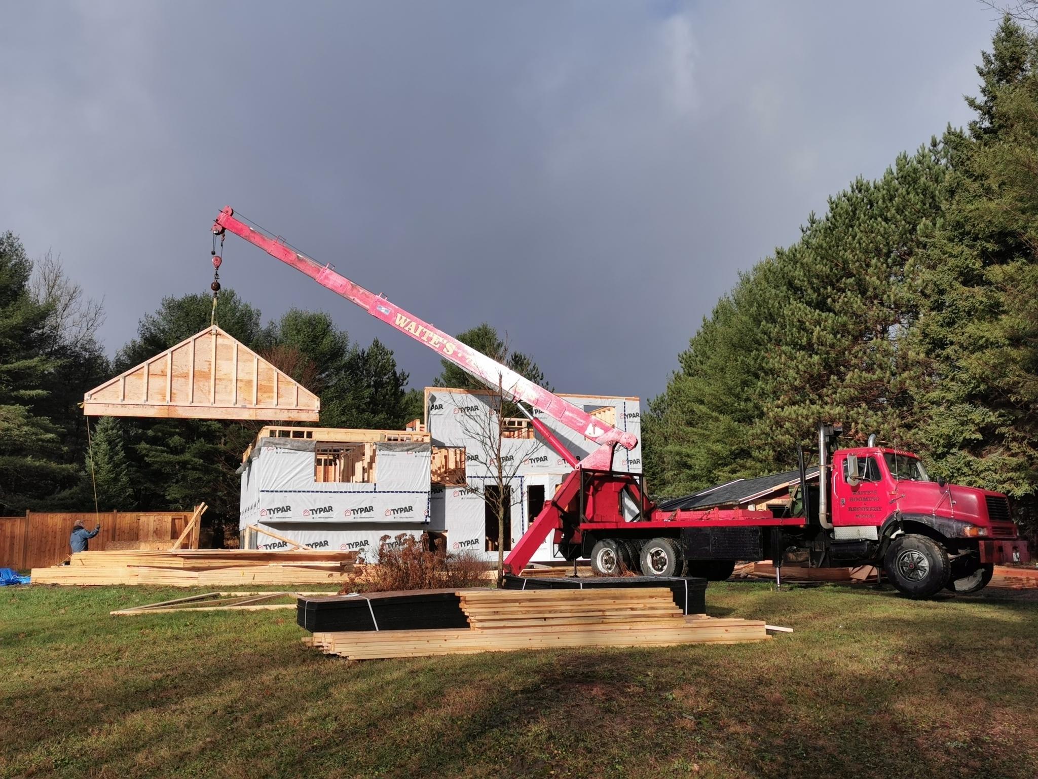 Waite's Boom Truck Service