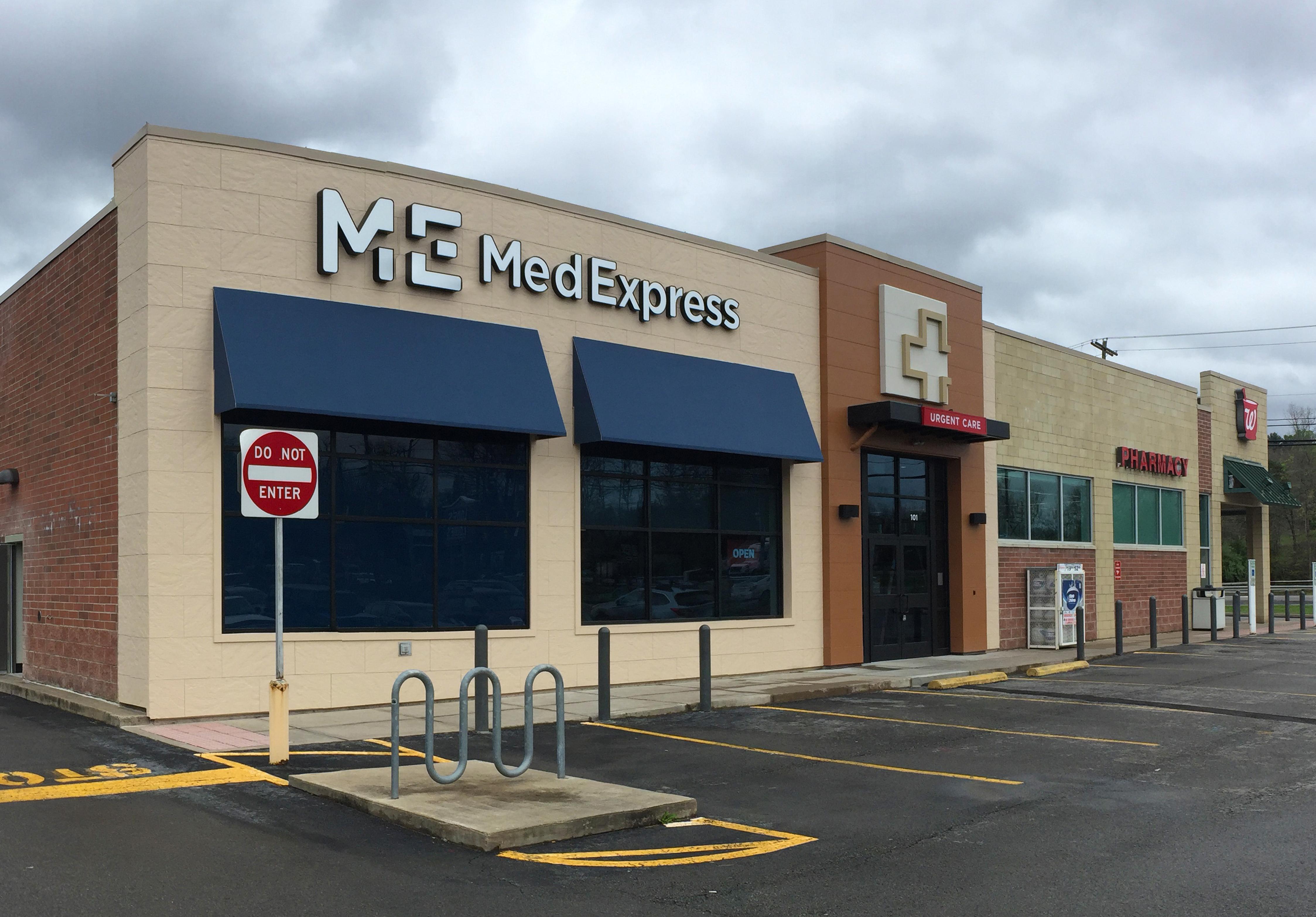 medexpress urgent care 5870 webster rd. summersville, wv emergency