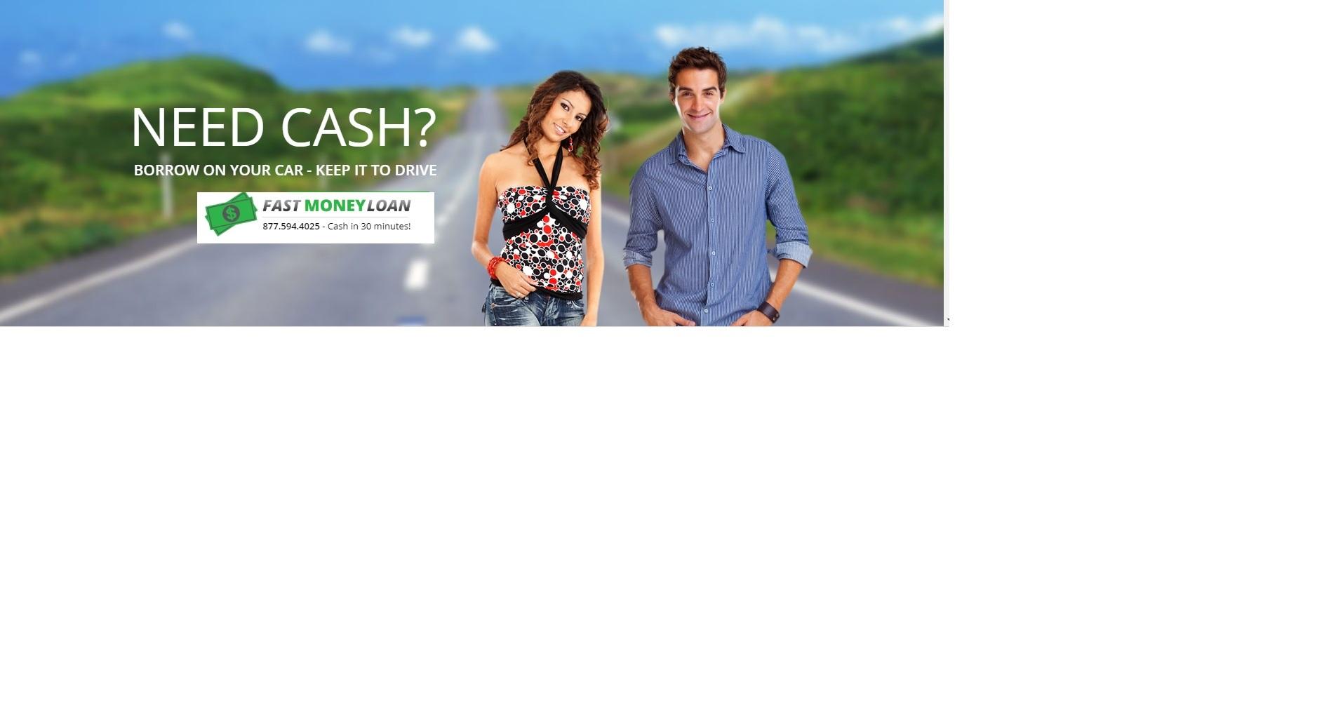 Fast Money Car Title Loans image 3