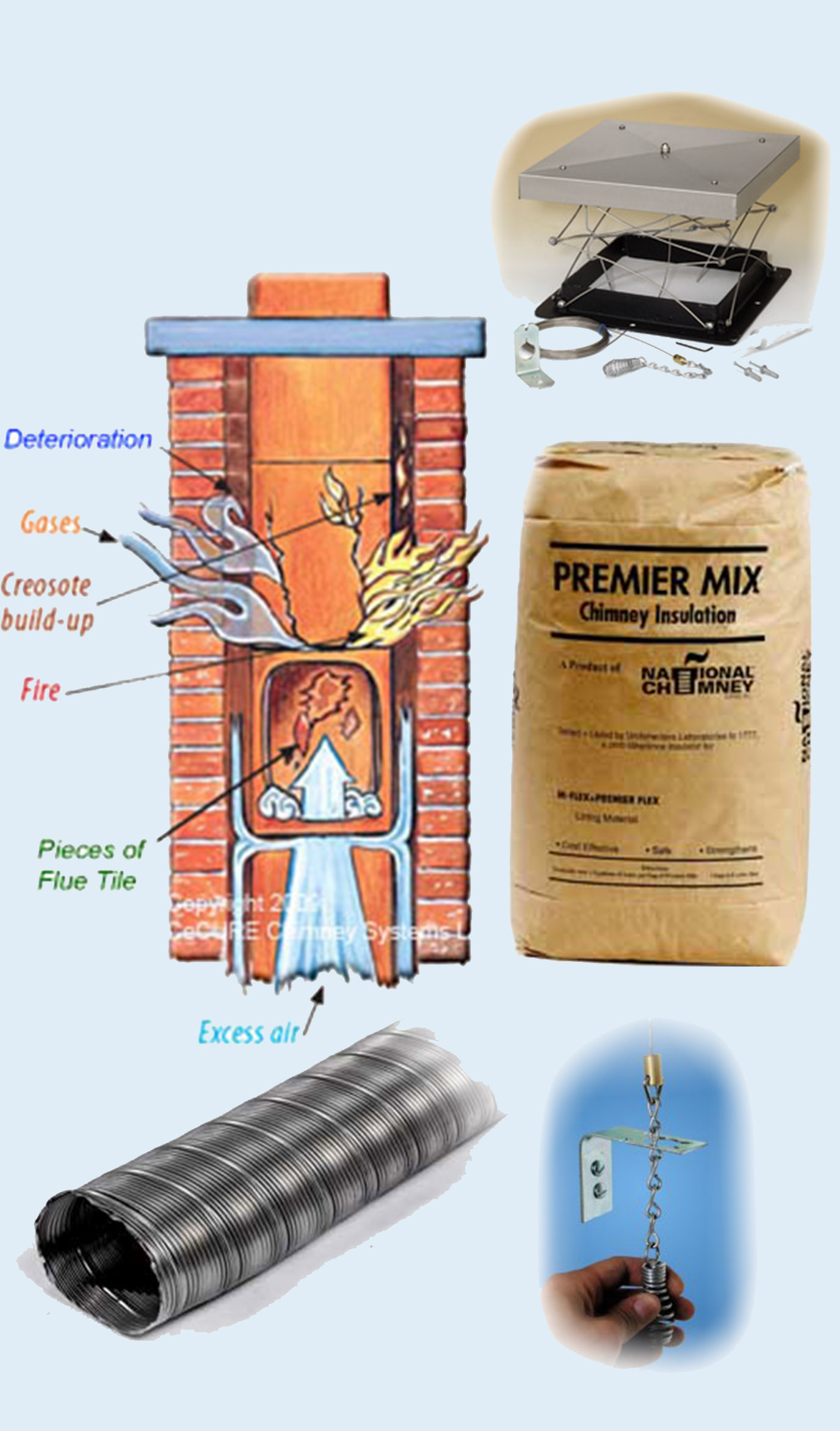 Premier Chimney and Roofing