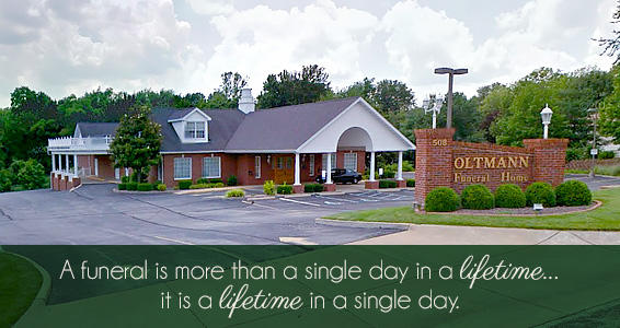 Oltmann Funeral Home image 0