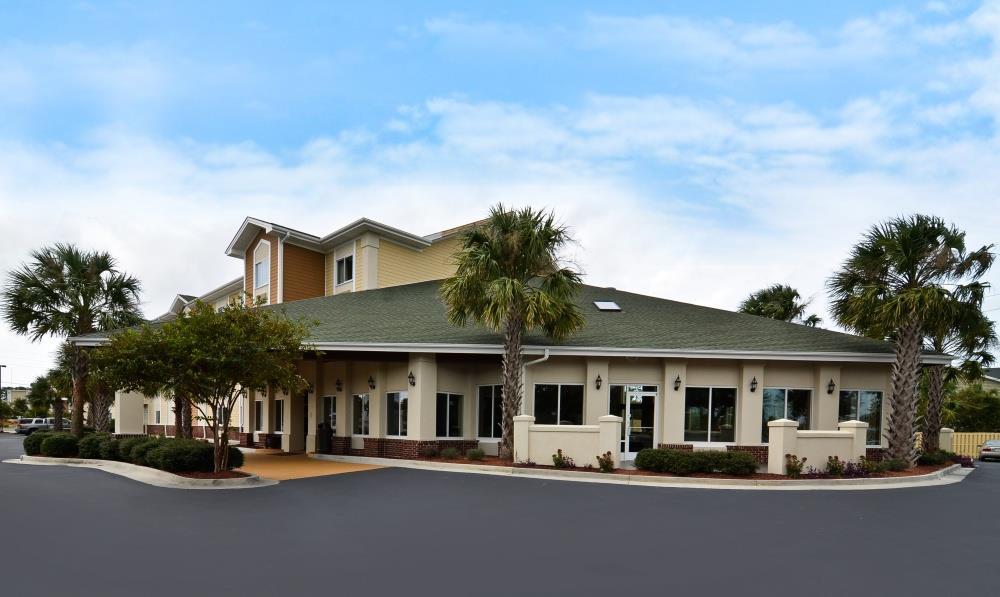 Best Western Plus Wilmington/Carolina Beach image 0