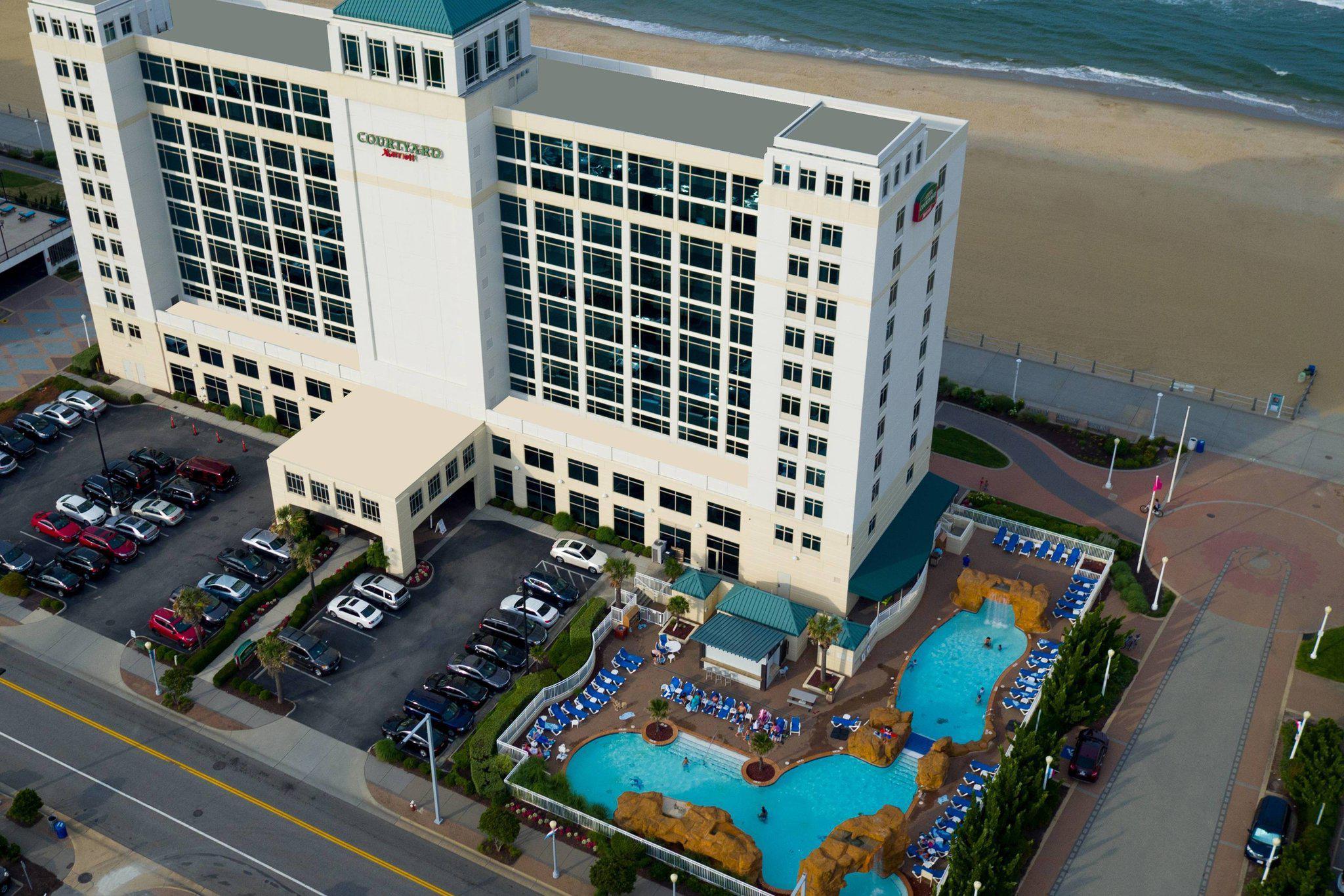 Courtyard by Marriott Virginia Beach Oceanfront/North 37th Street