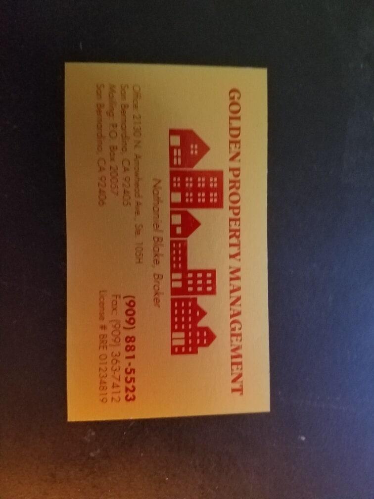 Golden Property Management image 1