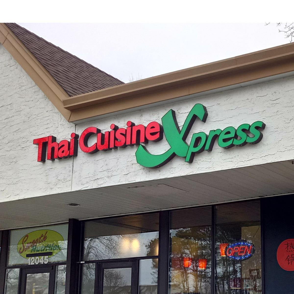 Thai Cuisine Xpress