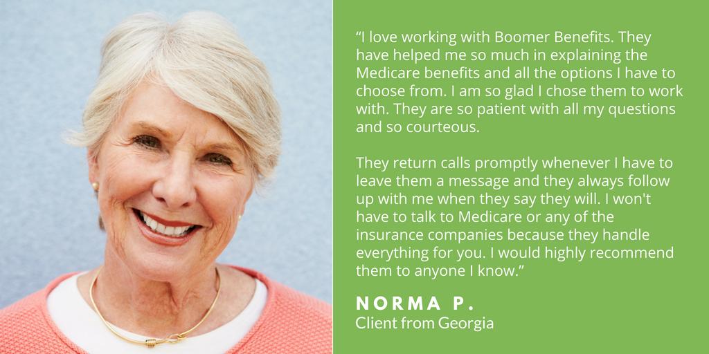 Boomer Benefits