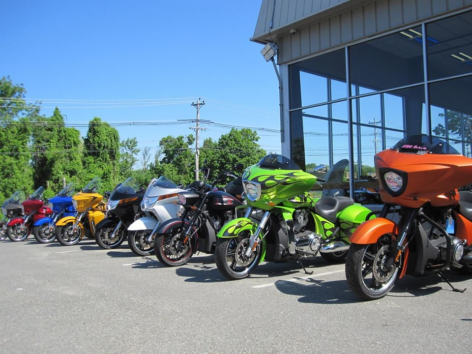 Motorcycles of Manchester, Foxboro - ad image