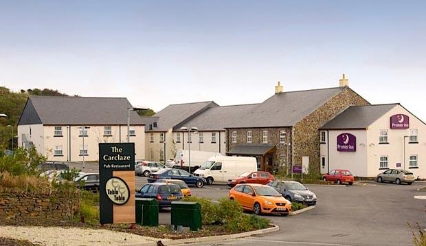 Garden Centre: Hotels In St Austell PL25 4EW