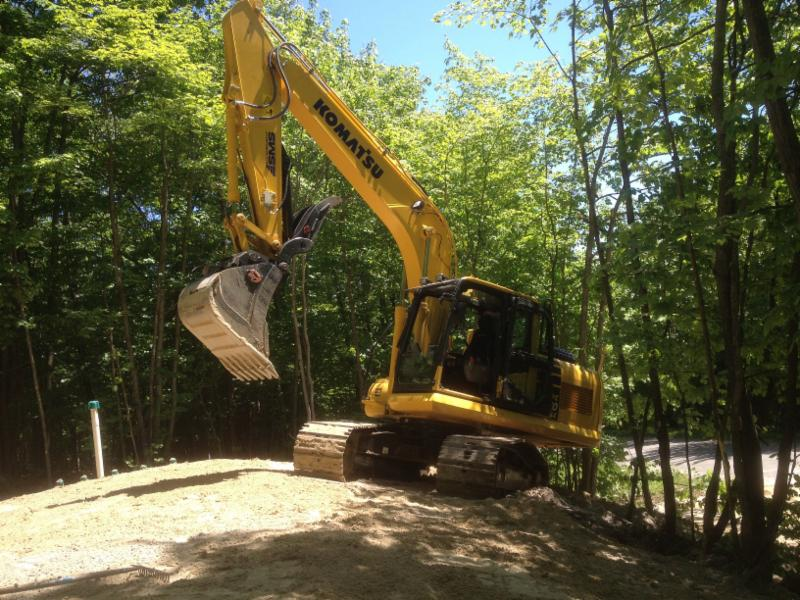 Debien Excavation à Saint-Jérôme