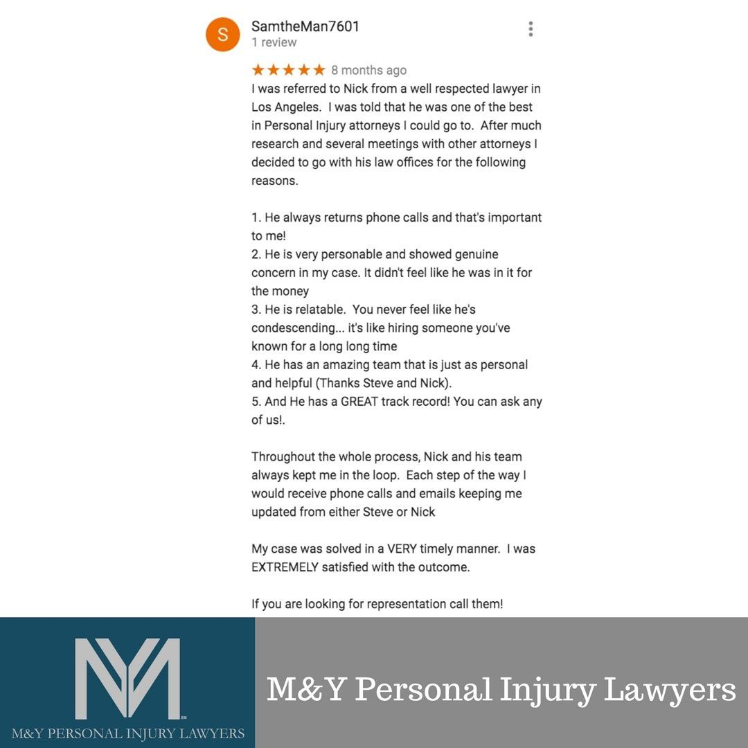 M&Y Personal Injury Lawyers image 35