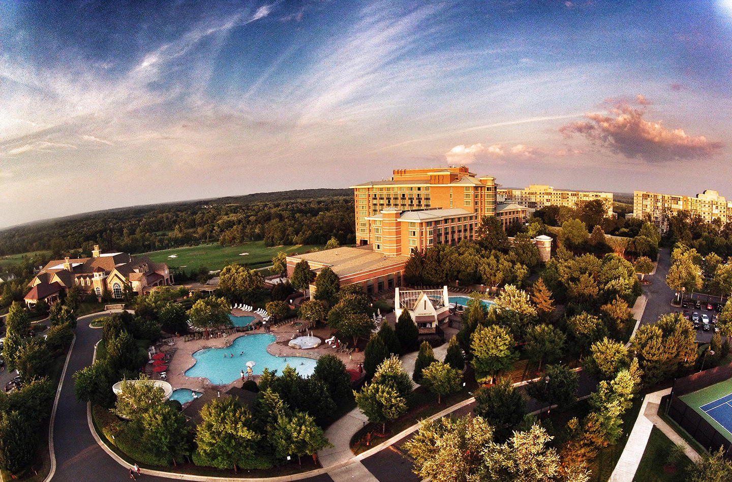 Spa Hotels Northern Virginia