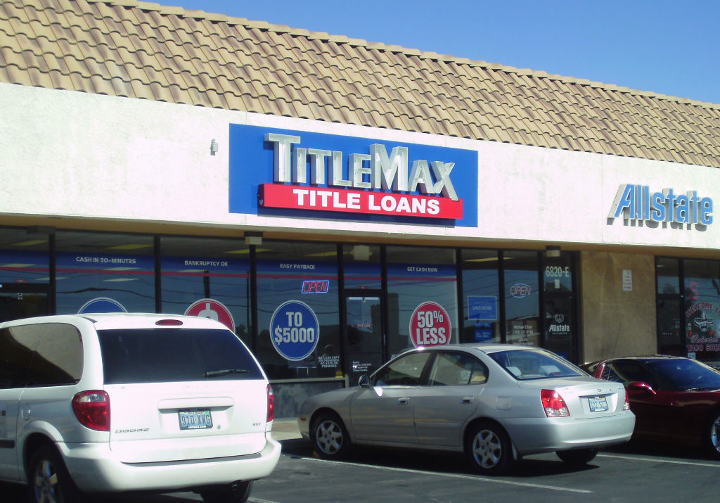 Titlemax Title Loans In Las Vegas Nv Whitepages